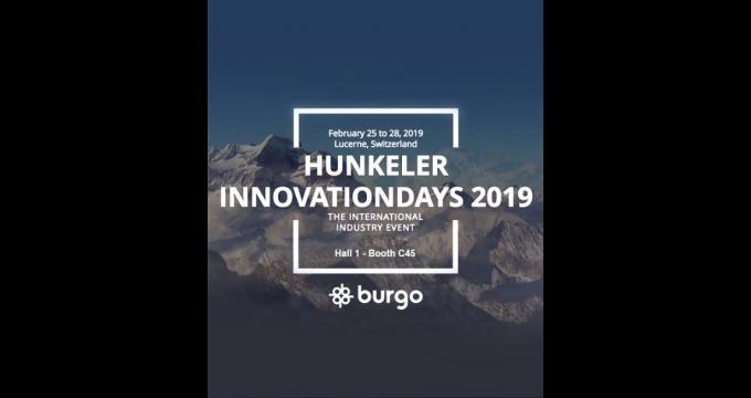 Hunkeler Innovation Days 2019